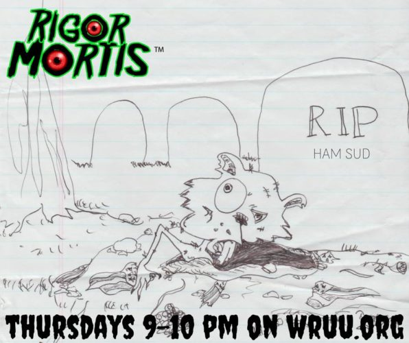 Thursday nights from 9 pm  'Gopher' the dulcet tones of